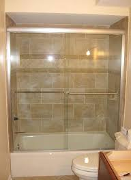 bathtub door installation bypass tub door bathtub sliding door installation