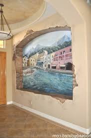 painting over a wall mural aka this mural gots to go house updated