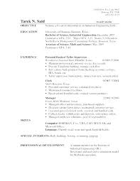 Barista Resume Objective Best Of Barista Resume Template Barista Resume Template Resume Of A Barista
