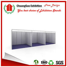 Hs Code For Display Stand China 100X100 Standard Exhibition Booth Trade Show Stand Display Stand 79