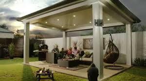 verandah lighting. Stratco Pavilion   Verandah, Patio Alfresco Living Redefined - YouTube Verandah Lighting
