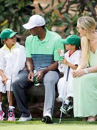 Sam alexis woods is a celebrity baby, who is very famous for being a celebrity child. Tiger Woods Elin Norgden Children Photos Through The Years Hollywood Life