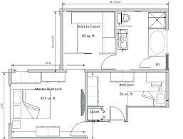 master bath floor plans bathroom and closet lovely 10x1014 master