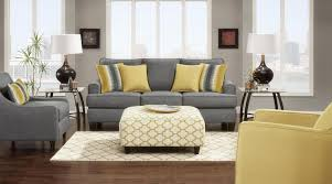 Yellow living room furniture Yellow Sofa Living Room Furniture Padre Almond Indira Maxwell Gray Stoked Pewter Great American Home Store Living Room Furniture Memphis Tn Southaven Ms Great American