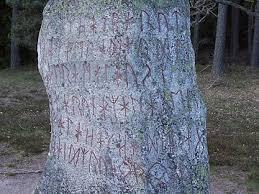「剣 ルーン文字 北欧 歴史 槍」の画像検索結果