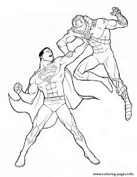 Color pages of superman | superman, : Powerful Superman Coloring Page170e Coloring Pages Printable