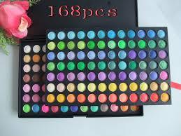 mac makeup 168 pcs eyeshadow palette