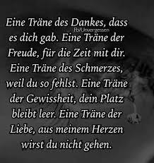 Abschied Trauer Liebe Zitate Trost Trauer Sprüche