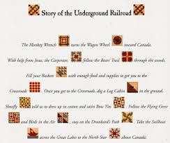 HuggiesCrafts: Underground Railroad Quilt Blocks 1 to 9 &  Adamdwight.com