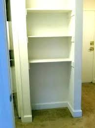 closet shelving. Linen Closet Shelving Shelf Depth Of Shelves Medium Size Shoe Dimensions