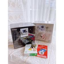 Máy ảnh Fujifilm Instax SQ20 [TẶNG 10 FILM + THẺ NHỚ 16GB]