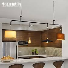 wind free combination chandelier new north european style retro lamps billiard rural creative personality restaurant industry in pendant lights from lights
