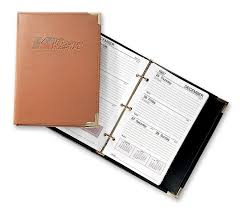 faux leather binder planners