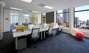Yelp Corporate Office Smart Workstations Inside The Office Also Offer Lovely Views  Decoist