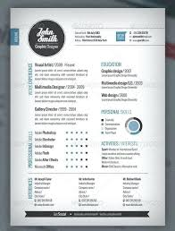New Resume Resumes Template Ejemplos Curriculum Vitae Free Modern
