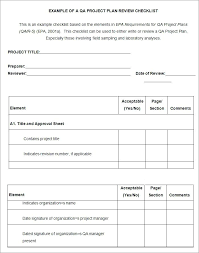 Word Formatted Project Planning Checklist Template Best Templates ...