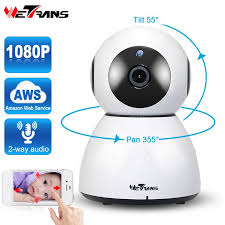 <b>Wetrans</b> Smart <b>Home Security Wifi</b> Camera 1080P HD Cloud ...