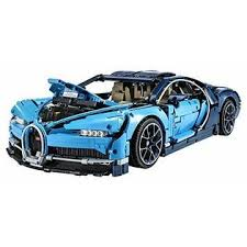 Insert the top speed key. Lego Technic Bugatti Chiron 42083 Race Car Building Kit Engineering Toy Adult