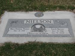 Garth Barron Nielson (1918-2002) - Find A Grave Memorial