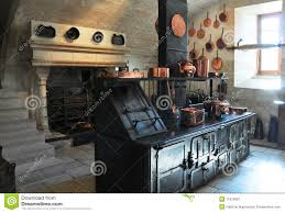 Old Kitchen Old Kitchen Stock Image Image 11624661