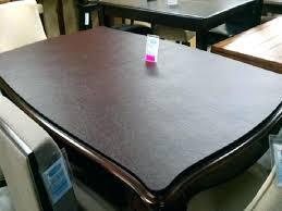 Custom Dining Room Table Pads Simple Design