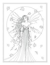 Fairies Printable Coloring Pages Fairy Flower Coloring Pages 6 World