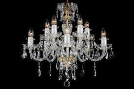 10 light classic georgian style chandelier