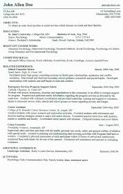 Beautiful Psw Resume Objective Sample Resume Examples