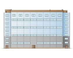 pgs diplom ru дипломные проекты по промышленным зданиям Купить  Проект №3 1 Реконструкция производ ного корпуса под склад строительных материалов в