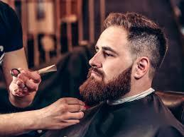 Mens Haircut Beard Trim Lubbock Tx Hoof Claw Mens Spa
