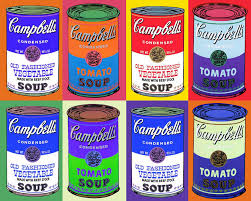 painting andy warhol style