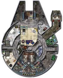 Trireme Deckplan By Mcjomardeviantartcom On DeviantArt Spaceship Floor Plan
