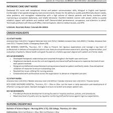 Lpn To Rn Resume Sample Nursing Template Free Objective Examples
