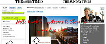 Buy Rent Relocate Slovakia Bratislava Slovakia House Flats