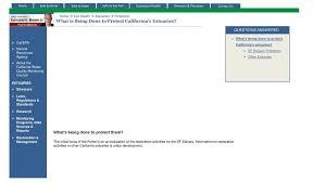 California Estuary Monitoring Workgroups Estuary Portal