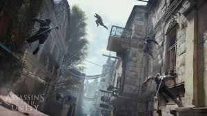 assassinand 39 s creed unity logo. assassin\u0027s creed unity: stunning tech trailer reveals geforce gtx pc-exclusive effects   assassinand 39 s unity logo e