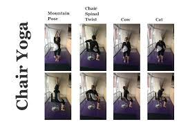 chair yoga for seniors yoga in a chair for seniors creative