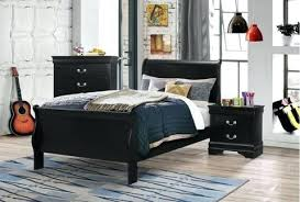 Black Full Bedroom Sets Black Twin Bedroom Set Clearance Full Size ...