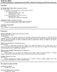 Sample Professional Resume Corporate Attorney