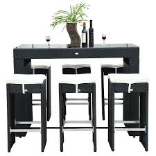 small kitchenle with bar stools high breakfast wooden matching island rustic w