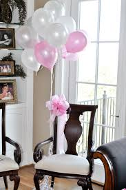 Decorating With Balloons Decorating With Balloons When Planning A Baby Shower