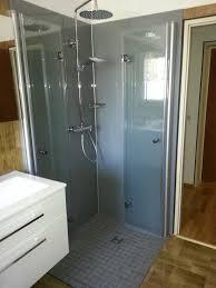 Dusche Unglaublich Wandverkleidung Dusche Für Acrylplatte Im Bad