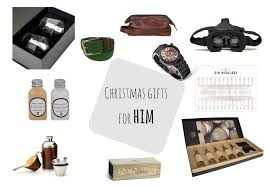 Christmas Gifts For Him  PaperblogChristmas Gifts For Him