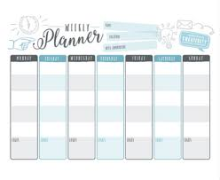 Business Day Planners Weekly Work Planner Rome Fontanacountryinn Com