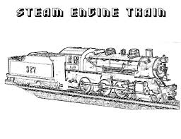 This is also your opportunity to make coloring a learning experience. Free Printable Train Coloring Pages For Kids