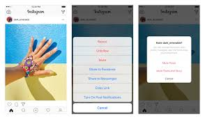 Introducing Mute: A New Way to Personalize Your Feed – Instagram