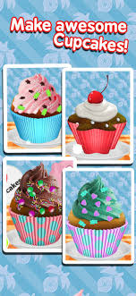 Cupcake Maker Cooking Games On The App Store
