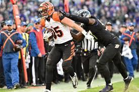 Free Agent Setup Cincinnati Bengals Still Tight With Te