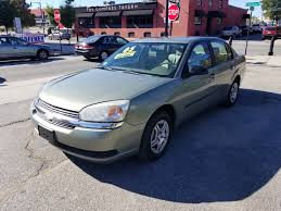 2005 Chevrolet Malibu for sale in Worcester, MA 01604