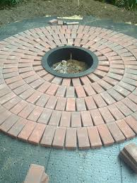 create your own brick patio with this diy